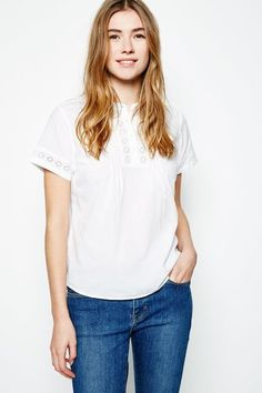 Shop online with Jack Wills for women's tops, shirts and blouses. Find your new favourite go-to with floral prints, frills and wrap styles. British Style, Wrap Style, Floral Prints, V Neck, Mens Fashion, Lady, Blouse, How To Wear, Jack Wills