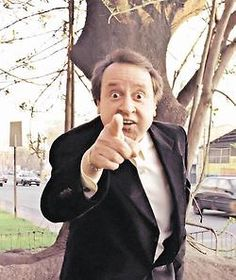 Carlos Villagrán (Quico), actor mexicano