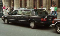 Limo Volvo 760
