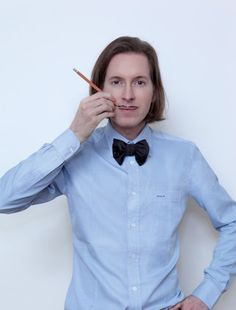 Wes Anderson by Jean Baptiste Mondino.
