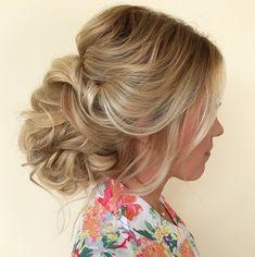 Wedding Hairstyle Inspiration - Heidi Marie Garrett from Hair and Makeup Girl