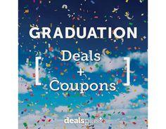 Graduation Deals 2016 | Best Graduation Gifts Deals & Coupons Roundup (dealsplus.com)