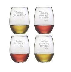 Stemless Wine Glasses - Trust Me (4 Glasses) Trust http://www.amazon.com/dp/B00MWMRPIO/ref=cm_sw_r_pi_dp_LPdWub1XVWMGQ