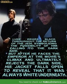 SO AWESOME!! My 11th grade English teacher used the Star Wars trilogy to teach archetypes. Even more proof!
