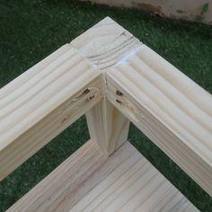 DIY easy home office or child's desk pockethole joints kreg jig
