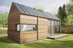 Eco Pod « Garden Studios, Offices, Rooms & Buildings & Eco Homes – Pod Space