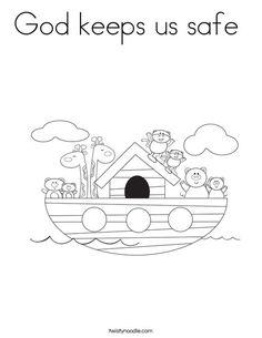 Noah Ark Coloring Pages for Preschoolers 12 Best S Noah S Ark Printable Coloring Page Sunday School Coloring Pages, Preschool Coloring Pages, Preschool Bible, Bible Coloring Pages, Animal Coloring Pages, Free Printable Coloring Pages, Coloring Pages For Kids, Preschool Crafts, Bible Activities