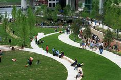 Architects: Hargreaves Associates + EOA Architects  Location: Nashville, Tennessee, USA