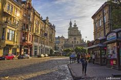 Lviv #Lviv #Ukraine #Architecture
