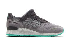 ASICS GEL-Lyte III Grey/Turquoise