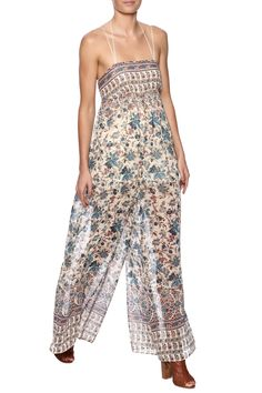 1e5c0aa0b205 Absolutely Affordable Jumpsuit - main Elastic Waist