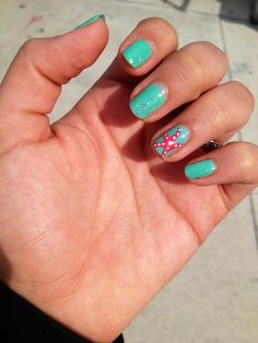 Starfish nails