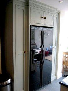 american fridge freezer surround - Google Search