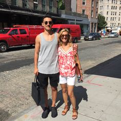 Read about my quick getaway to NYC with my son on my blog www.jacketsociety.com