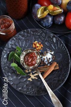 Rewelacyjny ketchup śliwkowy