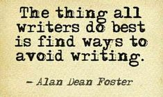 National Author's Day is November 1 - so what better day to celebrate your favorite author and the books they write? Look to these funny memes about writing and author quotes from books that perfectly describe what it's like to write for a living. Writing Humor, Writing Advice, Writing Help, Writing A Book, Writing Prompts, Writer Quotes, Book Quotes, Quotes About Writers, Quotes About Reading
