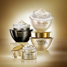 Avon Anew Ultimate Day Cream, Night Cream, Eye Cream - buy 1 or full collection Skin Cream, Eye Cream, Avon Planet Spa, Eye Gel, Tinted Moisturizer, Buy 1, Skincare, Sparkle, Beauty
