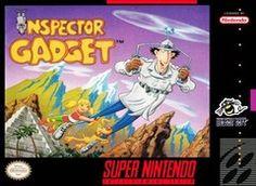 Inspector Gadget Super Nintendo