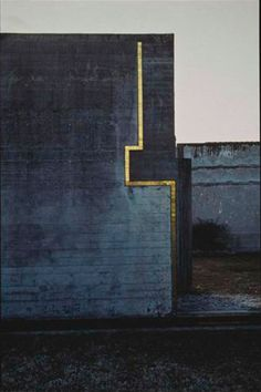 daniel boudinet. brion tomb. from series les scarpa.
