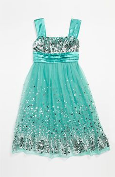 Ruby Rox Sequin Dress (Big Girls) available at Nordstrom