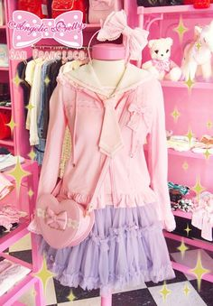 (2) Fairy Kei Coord | My Kawaii Style | Pinterest