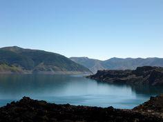 Laguna del Laja - Chile
