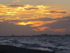 Sunrise in Sanabel!