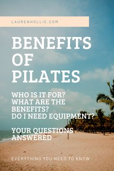 Everything you need to know about Pilates, who is it for? What are the benefits? Your questions answered! How To Get Better, How To Become, Fitness Instagram Accounts, Pilates Benefits, Online Personal Trainer, What Is Self, Happy Belated Birthday, Hard Questions, I Feel Pretty