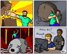 ...Minecraft