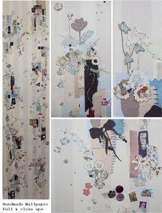 Helen Brankin - Handmade Wallpaper 1