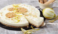 Philadelphia®-Torte Rezept: Eine sahnige Frischkäsetorte ohne Backen mit Zitronengeschmack für den Sommer - Eins von 7.000 leckeren, gelingsicheren Rezepten von Dr. Oetker!