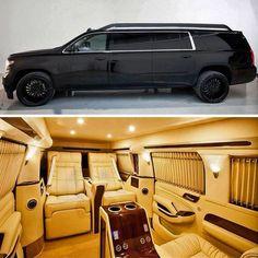 My next car - - Autos 2019 Luxury Van, Lux Cars, Top Luxury Cars, Van Interior, Power Cars, My Ride, Custom Cars, Cool Cars, Dream Cars