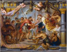 Spectacular Rubens: The Triumph of the Eucharist (Getty Center Exhibitions)