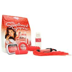 The Sweetheart Surprise Lover's Kit at Bed Time Toys, Sex Toys Canada, Free Discreet Shipping, Online Sex Toy Store with affordable prices for Sex Toys Toy Store, Bedtime, Lovers, Kit, Toys, Gaming, Games, Toy