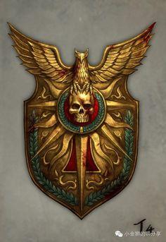 Heraldo dorado