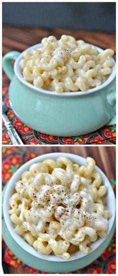 Copycat Panera Macaroni and Cheese | Bake a Bite