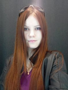 Волосы окрашенные хной фото до и после