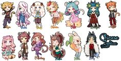 Chinese Zodiac Art | Chinese Zodiac by Sumire-Art