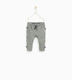 Image 2 of POMPOM TROUSERS from Zara