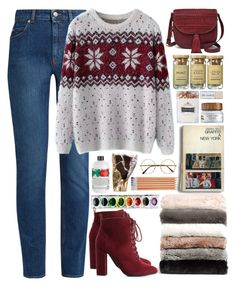 """Winter"" by aguniaaa ❤ liked on Polyvore featuring Alexander McQueen, Nordstrom, Neiman Marcus, Farmacy, Modern Sprout, Retrò, philosophy, Chicnova Fashion, FOSSIL and Charlotte Russe"