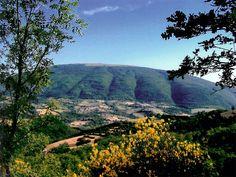 Parco del Monte Subasio: Itinerari