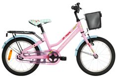 Crescent Svava (vaaleanpunainen)  http://www.crescent.fi/pyörät/lasten--ja-nuortenpyörät