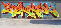 One of the most classic-style graffiti writers of all time in our eyes #graffiti #streetart #urban