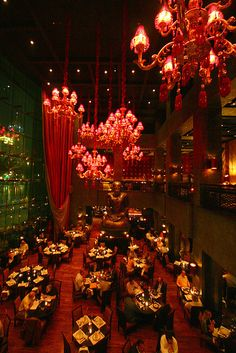 buddha bar, dubai - great place for pre-drinks or a relaxed evening with friends