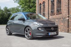 #Opel #Adam #S - #car #auto #testdrive #drive