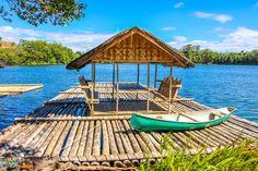 lake apo private resort floating cottage - bukidnon province