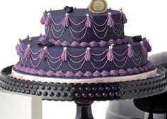 Laduree's Marie Antoinette Cake~What do I not know?