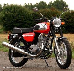 Awesome Jawa 350 Motorcycles (UK Version)