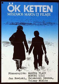 Ök ketten (1977) Movies, Movie Posters, Women, Chains, Films, Film Poster, Cinema, Movie, Film