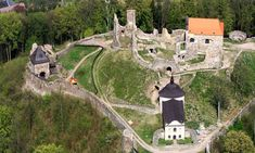 Czech Republic, Mount Rushmore, Tower, Mountains, Building, Outdoor Decor, Nature, Travel, Manor Houses